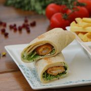 Fish Fillet Wrap