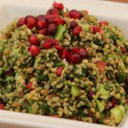 Freekeh Salad