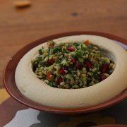 Hummus Freekeh