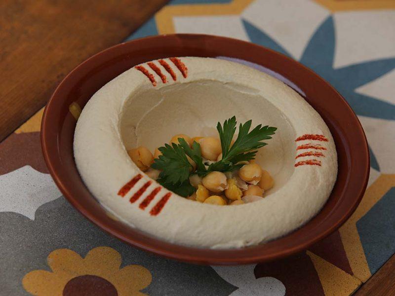 Hummus Semsom