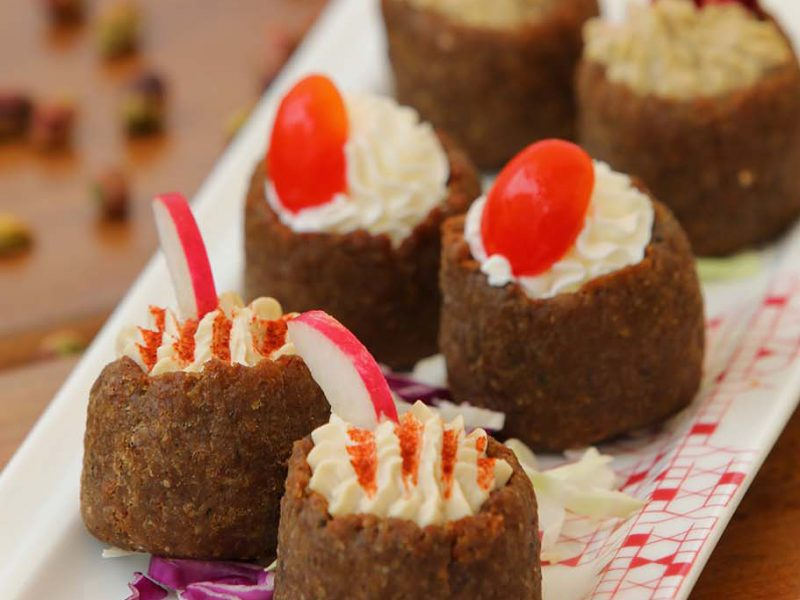 Kebbeh Cups