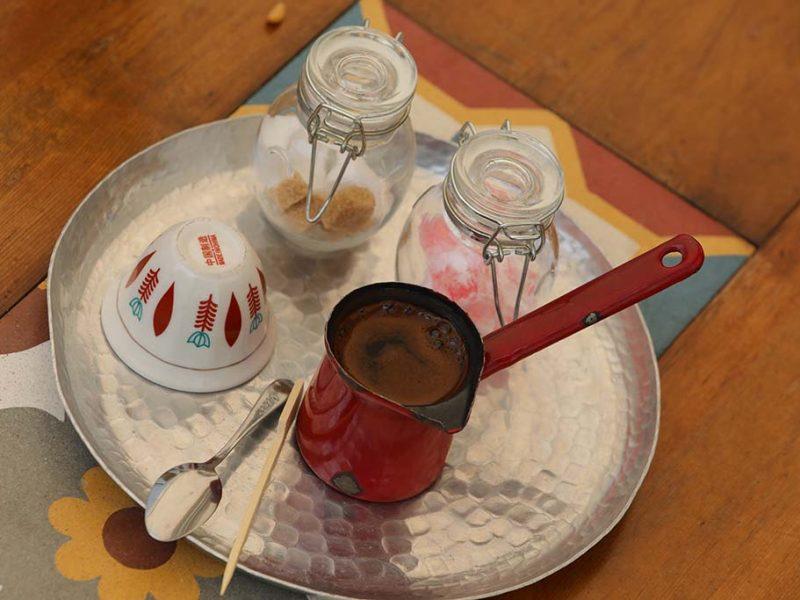 Lebanese Coffee Pot